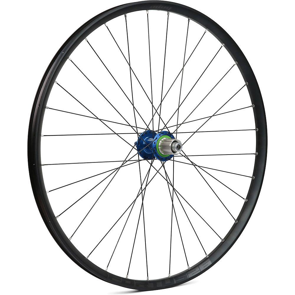 Hope Fortus 26 Mountain Bike Rear Wheel - Blue - 12 X 142mm  Blue