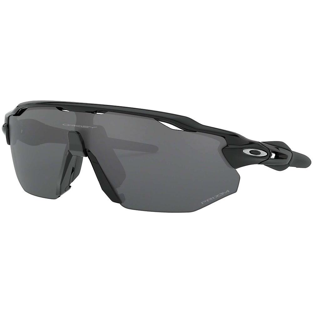 Oakley Radar EV Advancer Polarized Sunglasses  - Negro pulido, Negro pulido