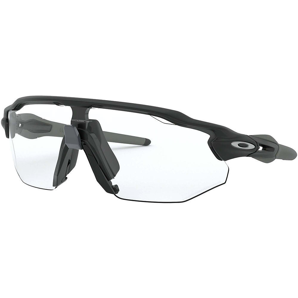 Oakley Radar EV Advcr Photochromic Sunglasses  - Negro mate, Negro mate