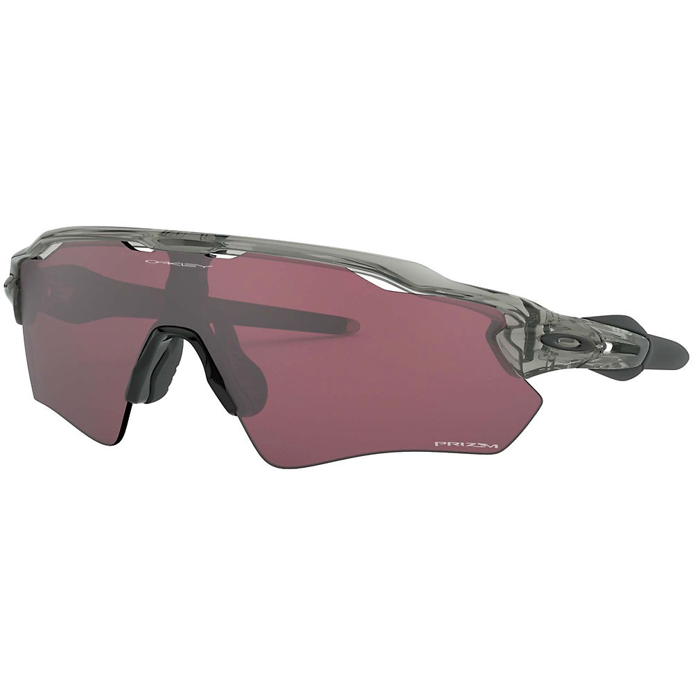Image of Oakley Radar EV Path Grey Prizm Road Sunglasses - Grey Ink, Grey Ink
