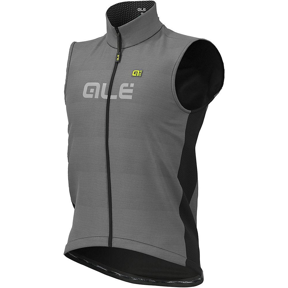 Alé Black Reflective Vest - XL, Black