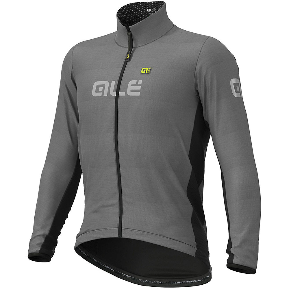 Image of Alé Black Reflective Jacket - Noir - M, Noir