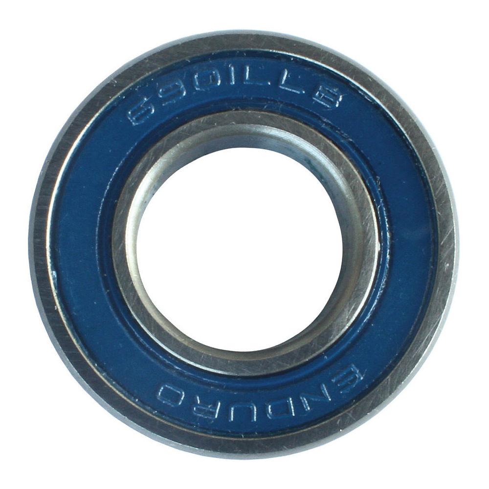 Enduro Bearings ABEC3 6901 LLB Bearing - Plata, Plata