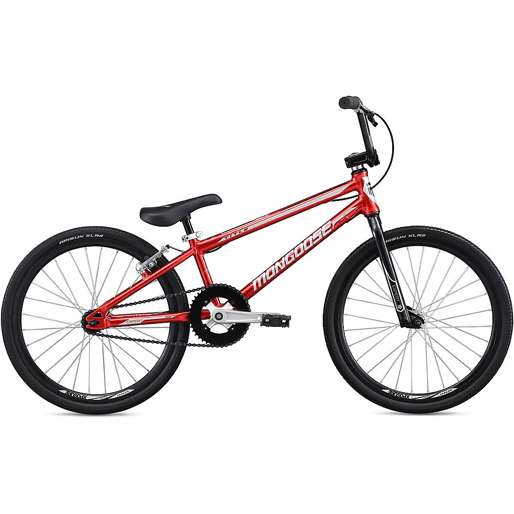 "Image of Mongoose Title Expert BMX Bike 2020 - Red - 20"", Red"