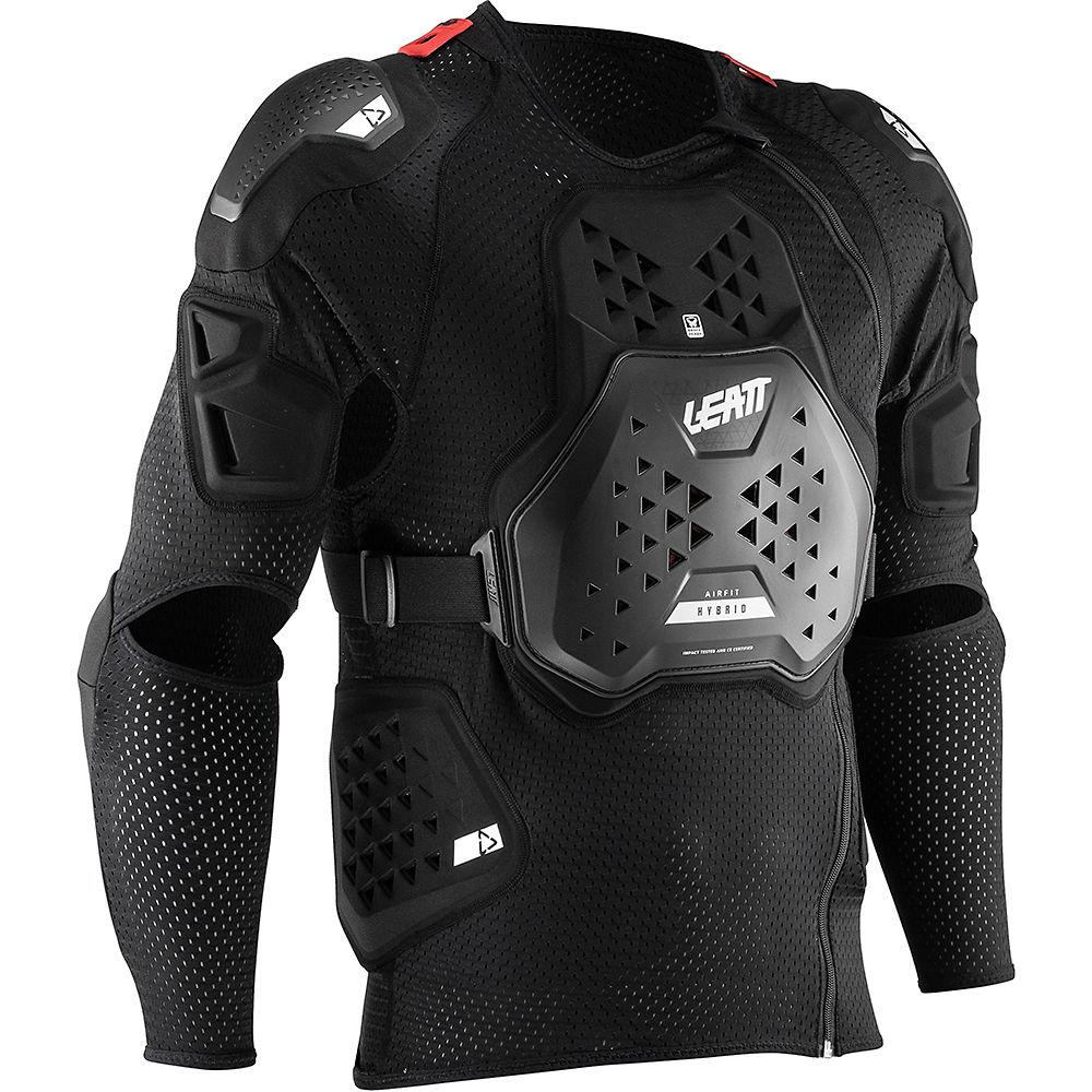 Leatt Body Protector 3DF AirFit Hybrid - Negro - S/M, Negro