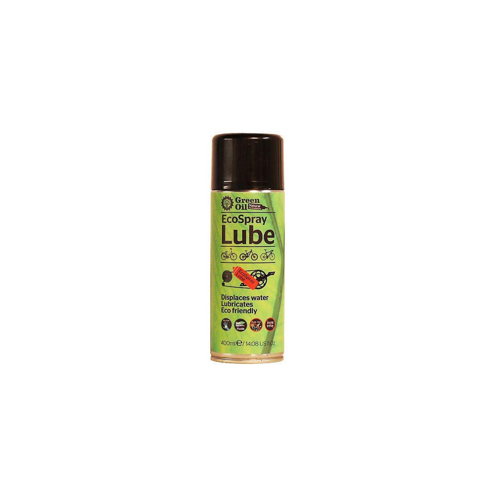 Image of Green Oil EcoSpray Chain Lube - 400ml, n/a