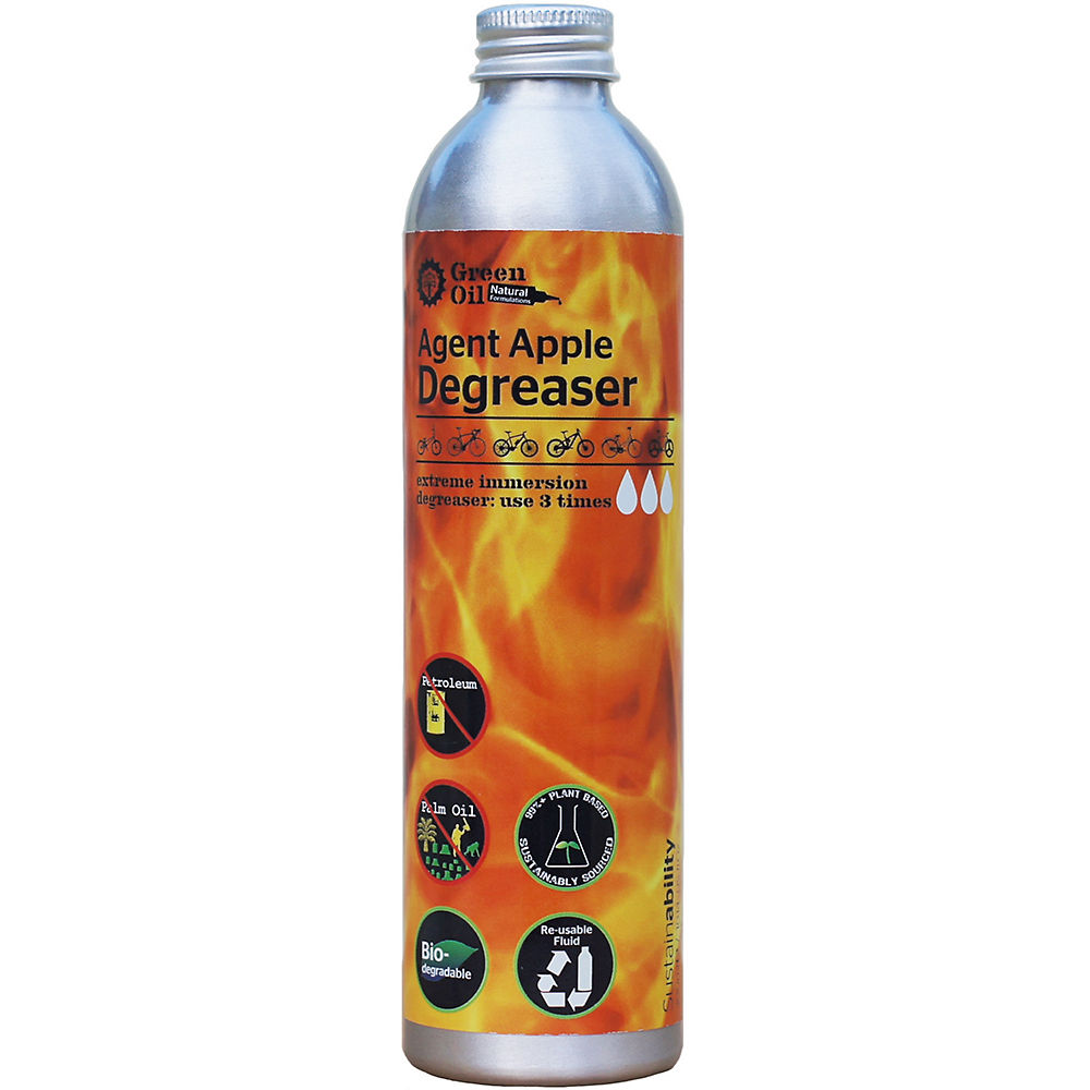Image of Green Oil Agent Apple Degreaser - 300ml, n/a