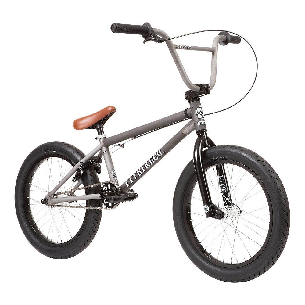 Fit Eighteen FC BMX Bike 2020 - Matte Clear - 18