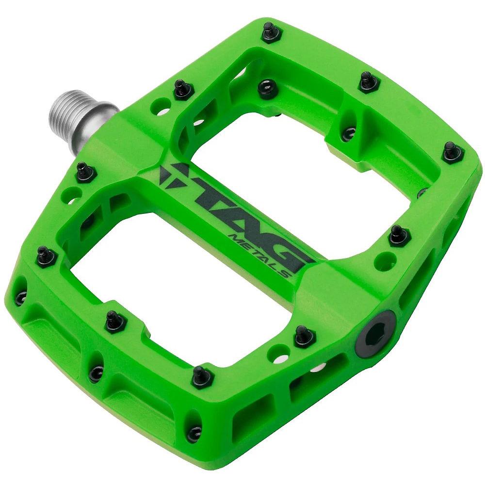 Image of Pédales TAG Metals T3 (nylon) - Vert, Vert