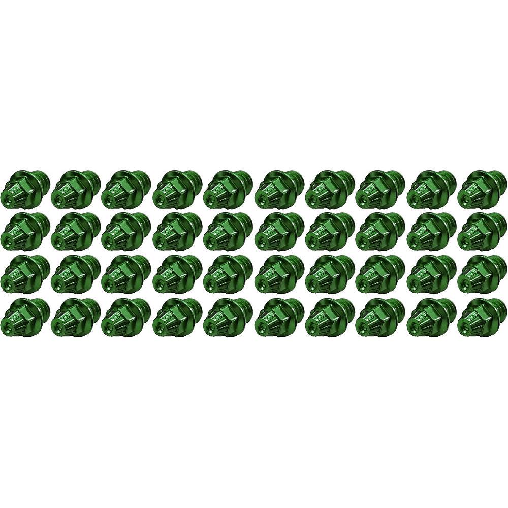 Image of TAG Metals T1 Pedal Cone Pin Set - Vert - 4mm 40pcs, Vert
