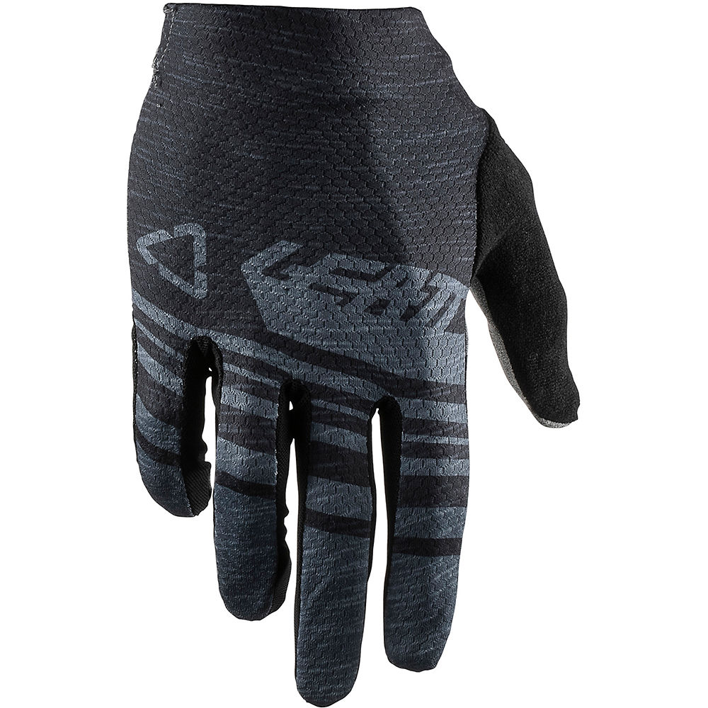 Leatt DBX 1.0 GripR Gloves - Black, Black
