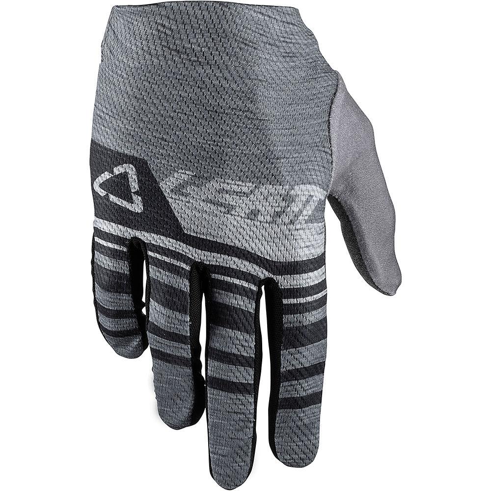 Leatt DBX 1.0 GripR Gloves - Brushed - M, Brushed