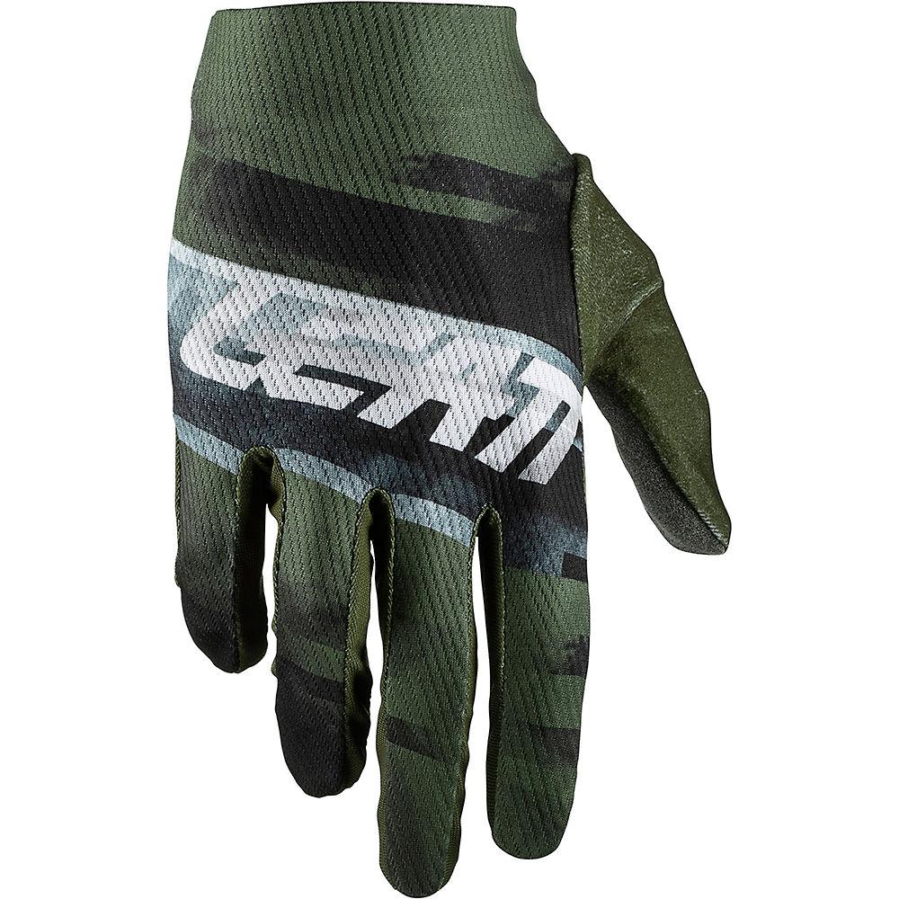 Leatt DBX 1.0 GripR Gloves - Forest, Forest