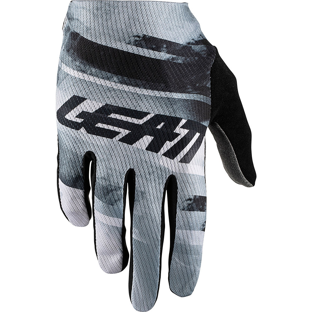 Leatt DBX 1.0 GripR Gloves - Slate - M, Slate