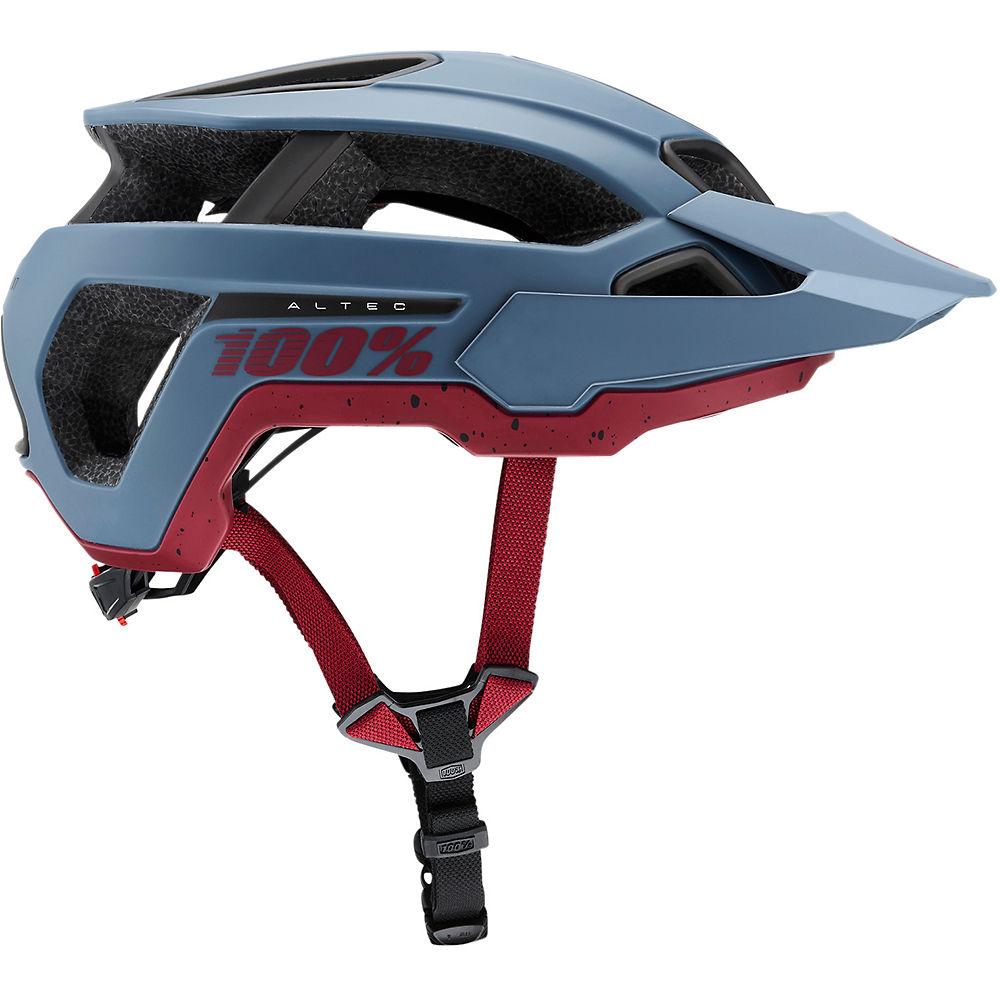100% Altec MTB Helmet 2019 - Slate Blue - XSS, Slate Blue