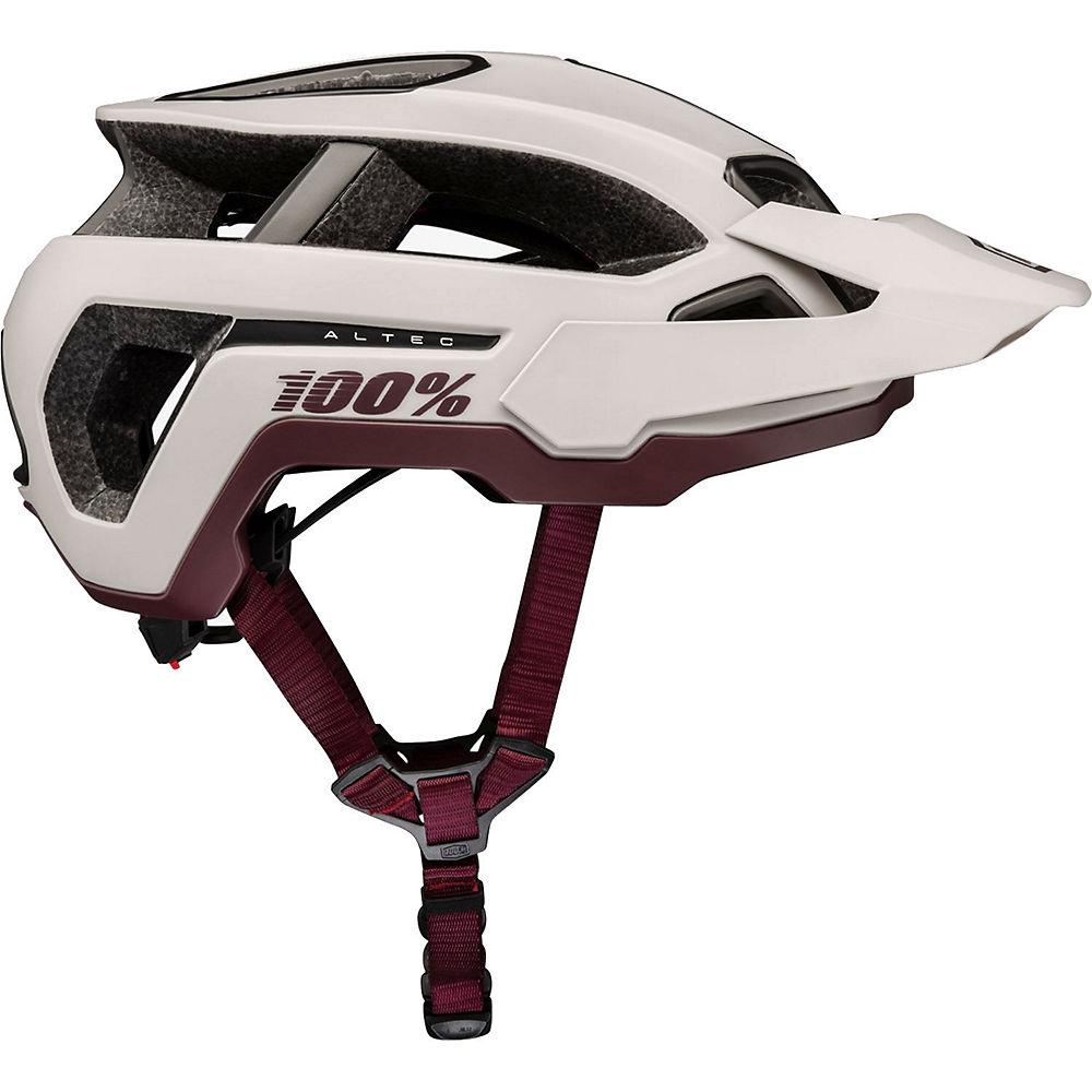 100% Altec MTB Helmet 2019 - Warm Grey - XSS, Warm Grey