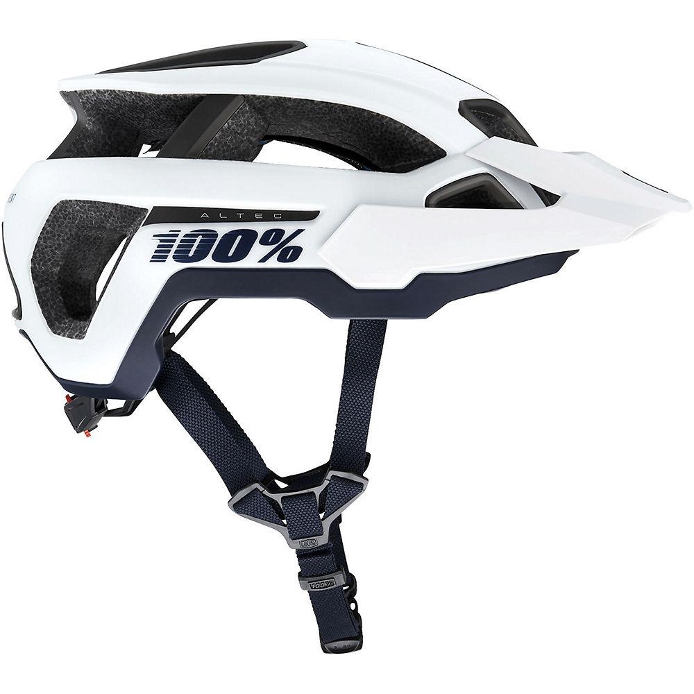 100% Altec MTB Helmet 2019 - White 2 - SM, White 2