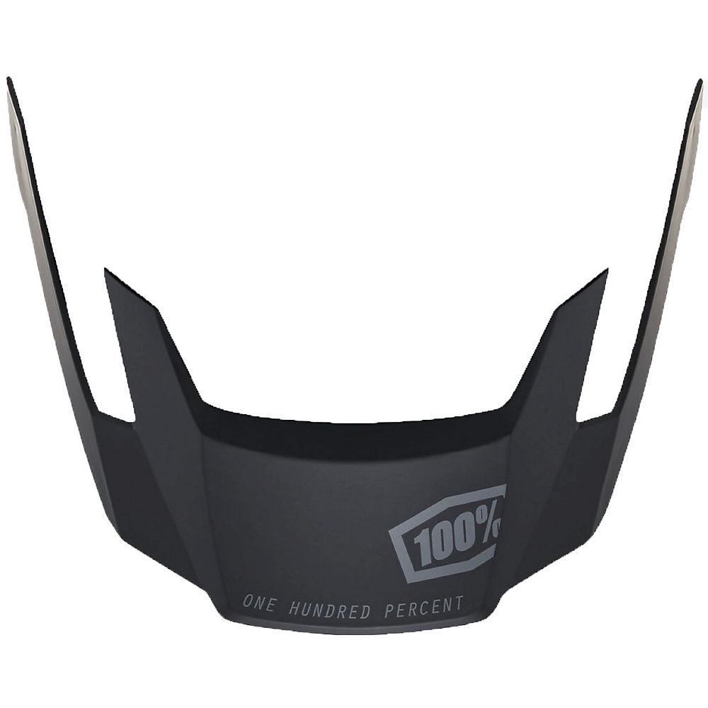 100% Altec Replacement Visor 2019 - Black - XS/S, Black