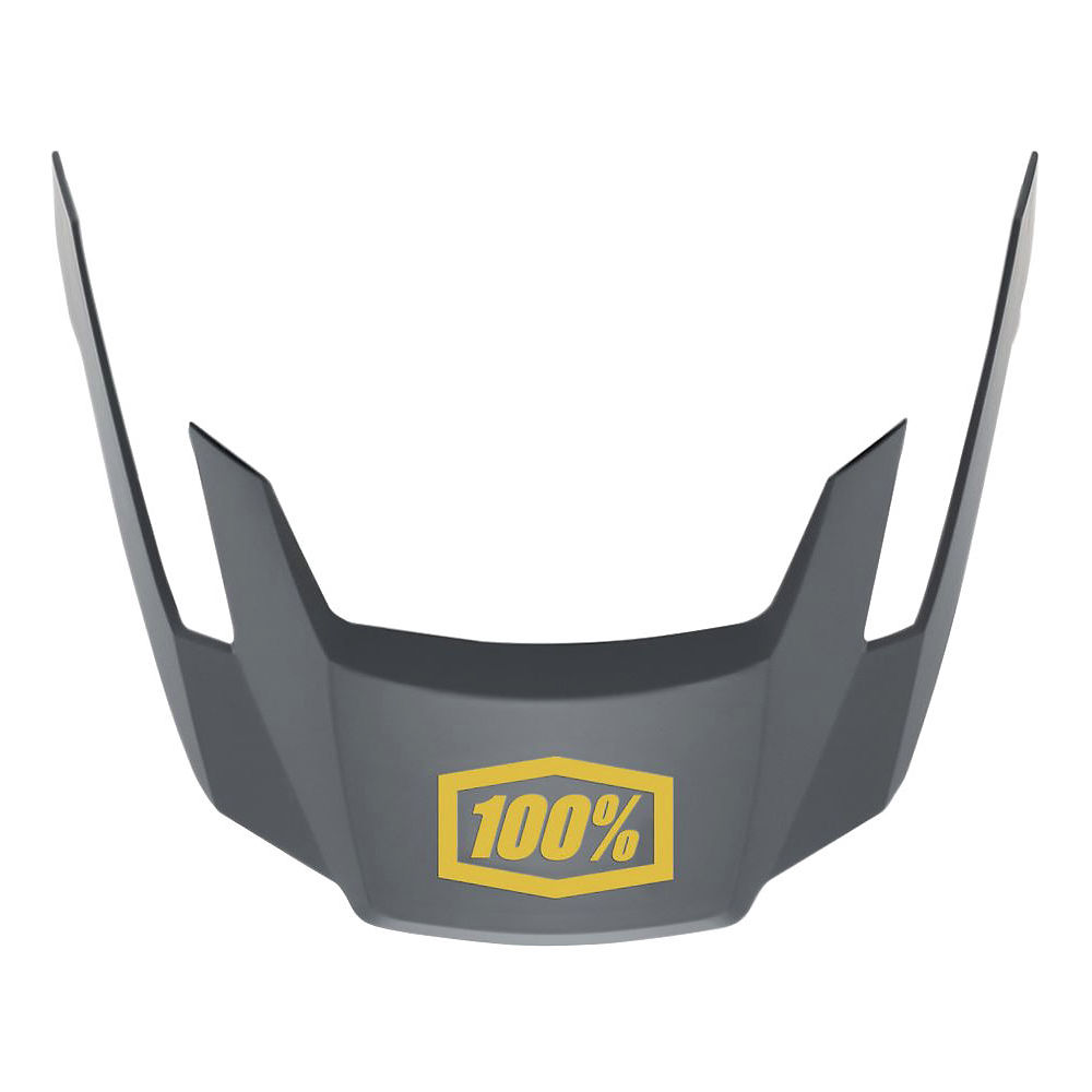 100% Altec Replacement Visor 2019 - Charcoal - L/XL/XXL, Charcoal