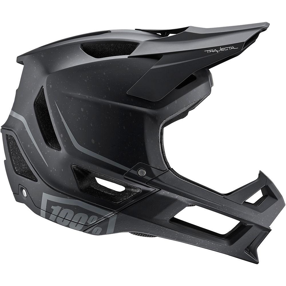 100% Trajecta Mtb Helmet 2019 - Black - Xl  Black