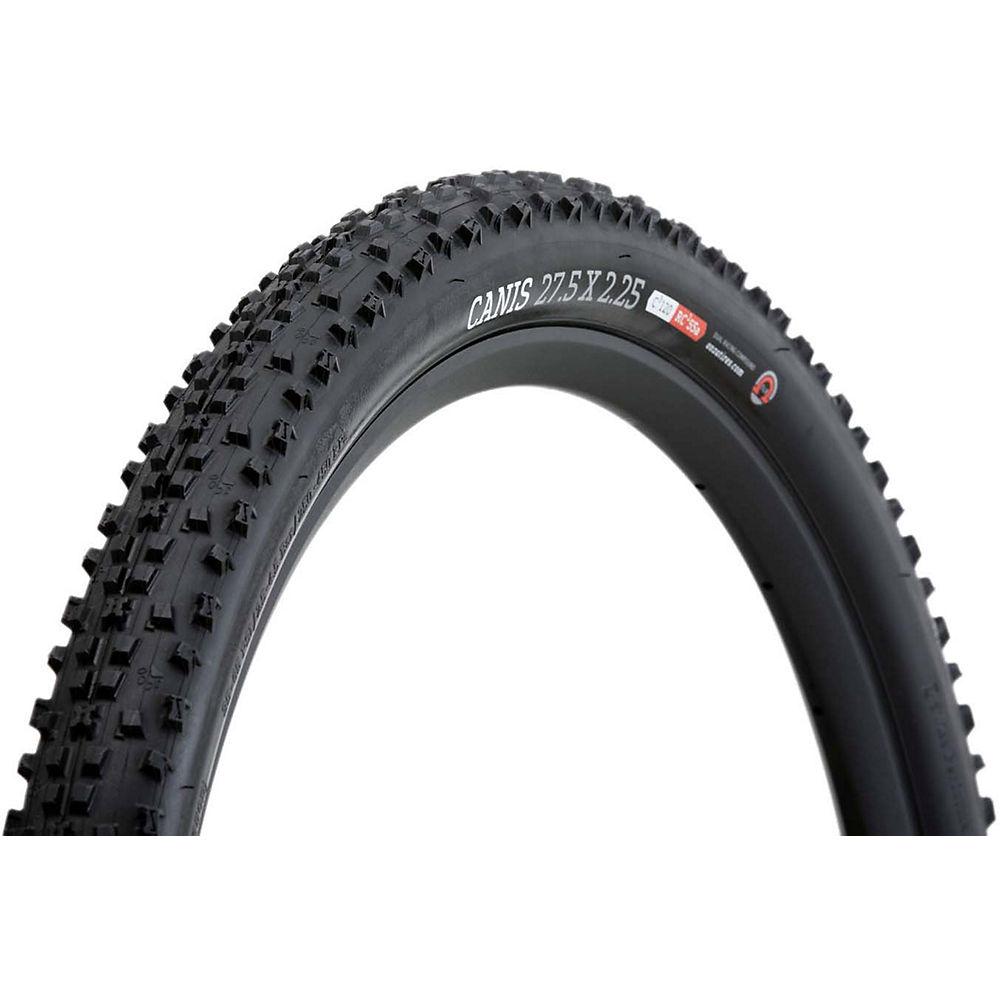 """Onza Canis MTB Tyre - Black - 2.25"""", Black"""