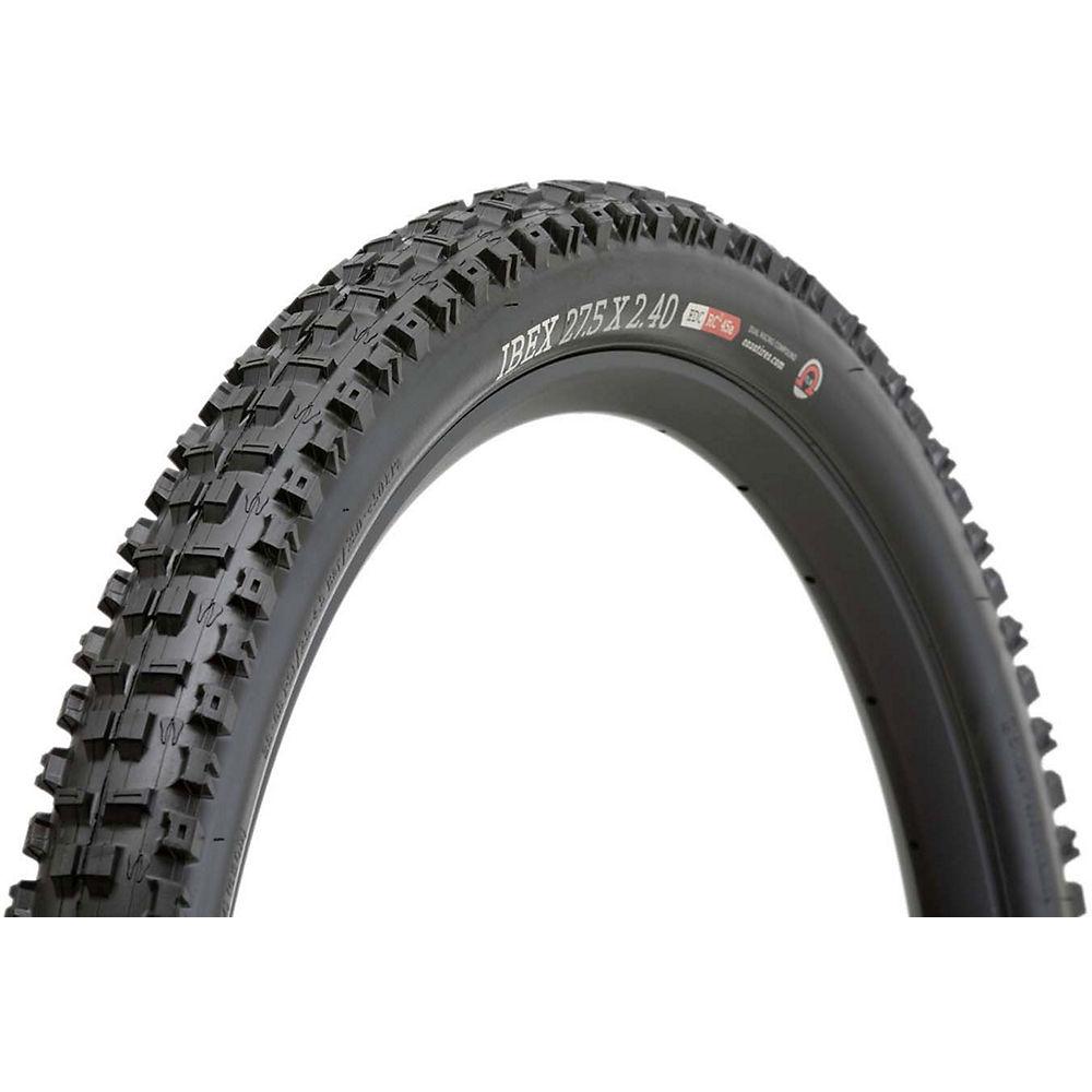 Onza Ibex MTB Wire Tyre - Black - DHC GRP40, Black