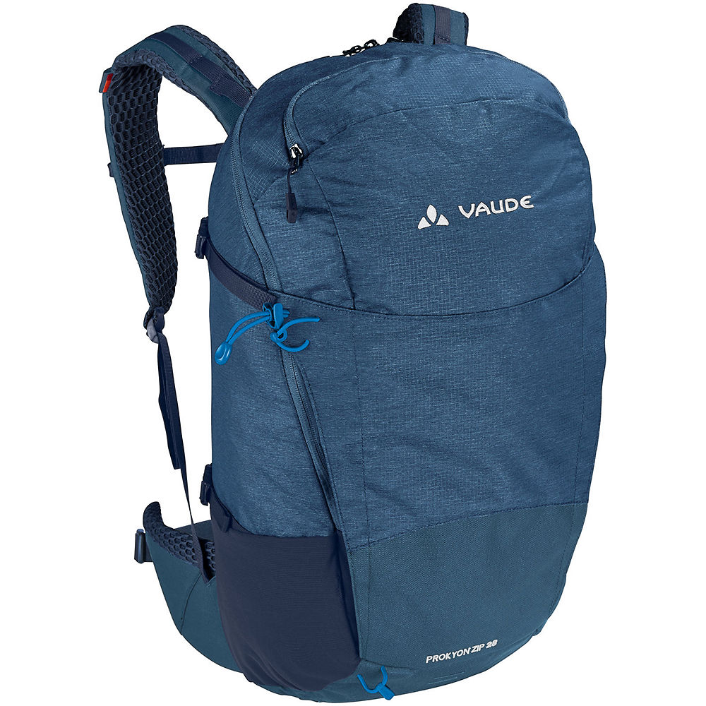 Vaude Prokyon Zip 28 Backpack  – Baltic Sea – One Size, Baltic Sea