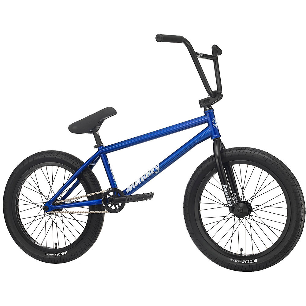 Image of Sunday Soundwave Special Young BMX Bike 2020 - Candy Blue - RHD, Candy Blue