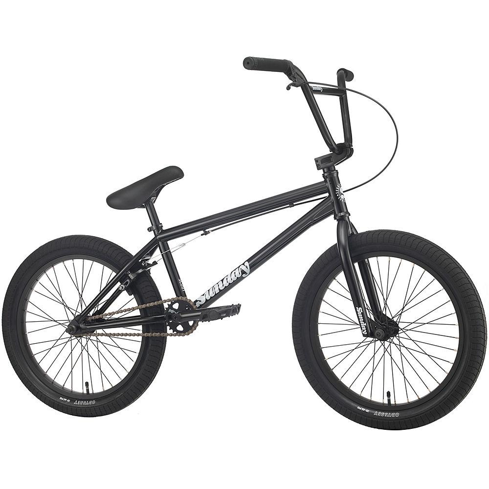 """Image of Sunday Scout BMX Bike 2020 - Noir brillant - 20.75"""", Noir brillant"""