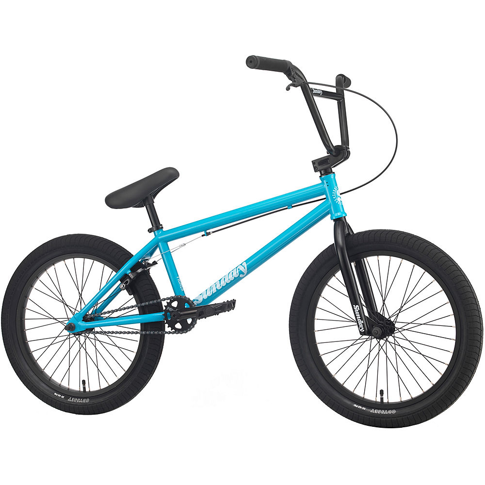 Bici BMX Sunday Primer 2020 - blu - 20.5