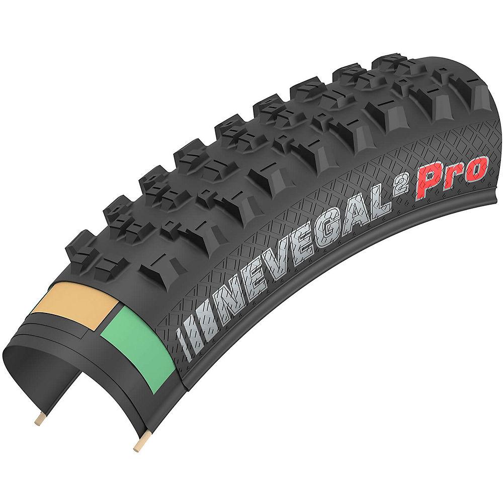 Kenda Nevegal 2 MTB Folding Tyre - Black - 27.5