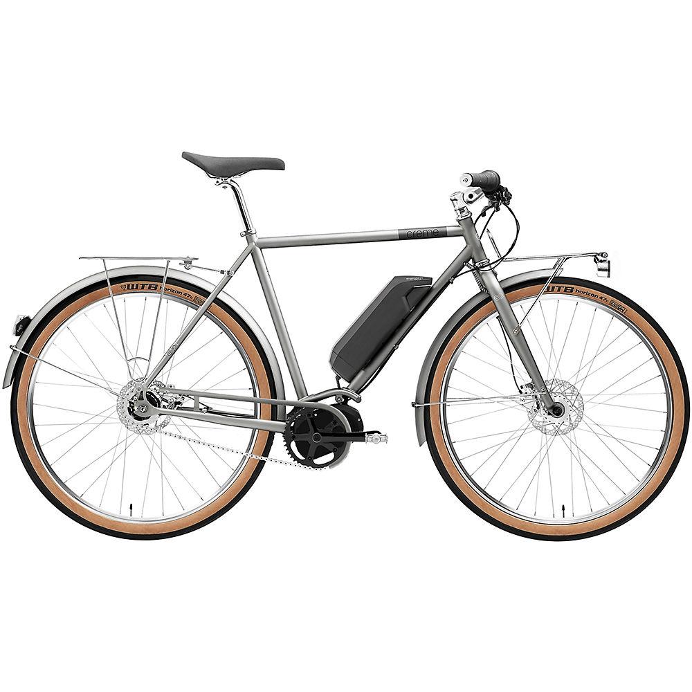 Creme Ristretto ON+ Solo E-Bike 2020 - grigio