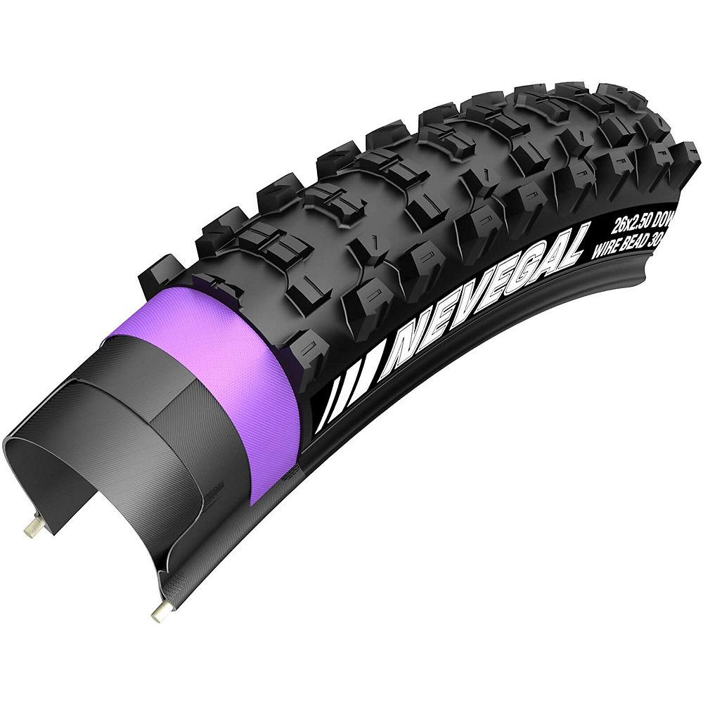 "Image of Kenda Nevegal Pro DTC MTB Folding Tyre - Noir - 27.5"" (650b), Noir"