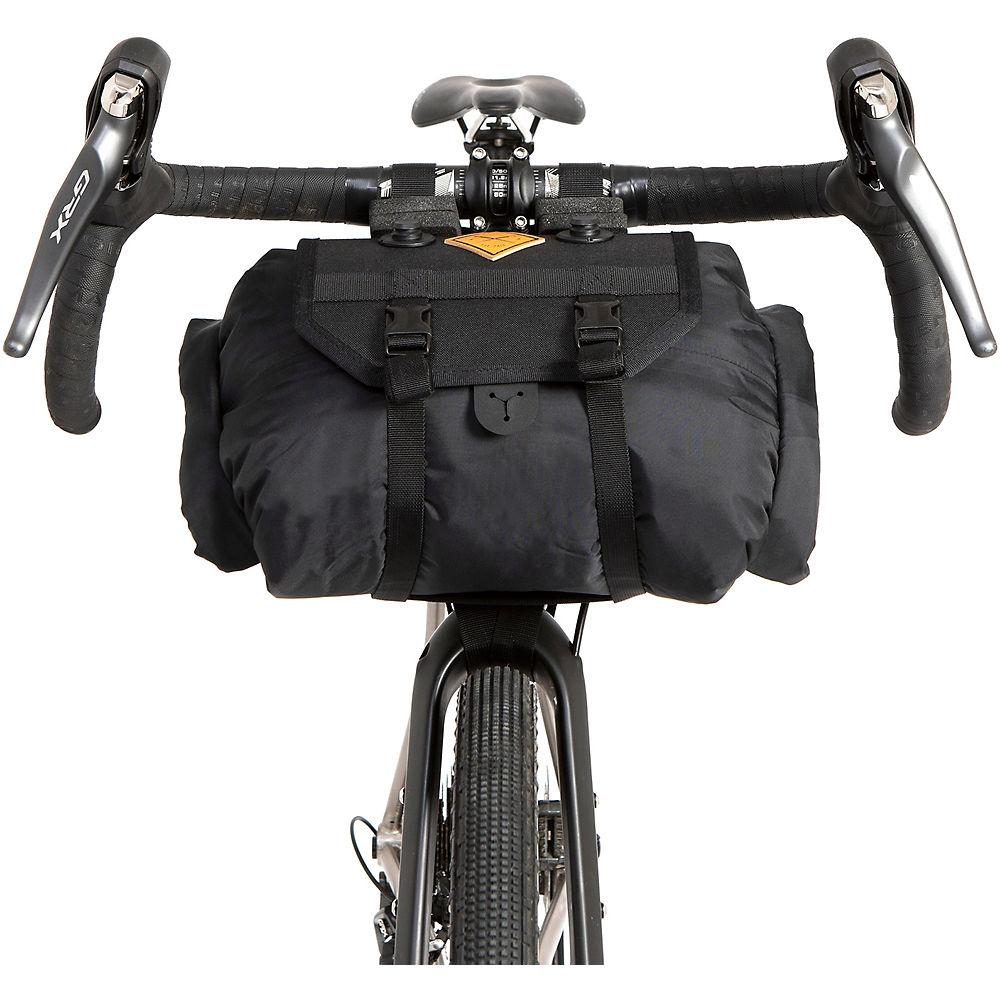 Image of Restrap Bar Bag - Large - Noir - 17 Litres, Noir