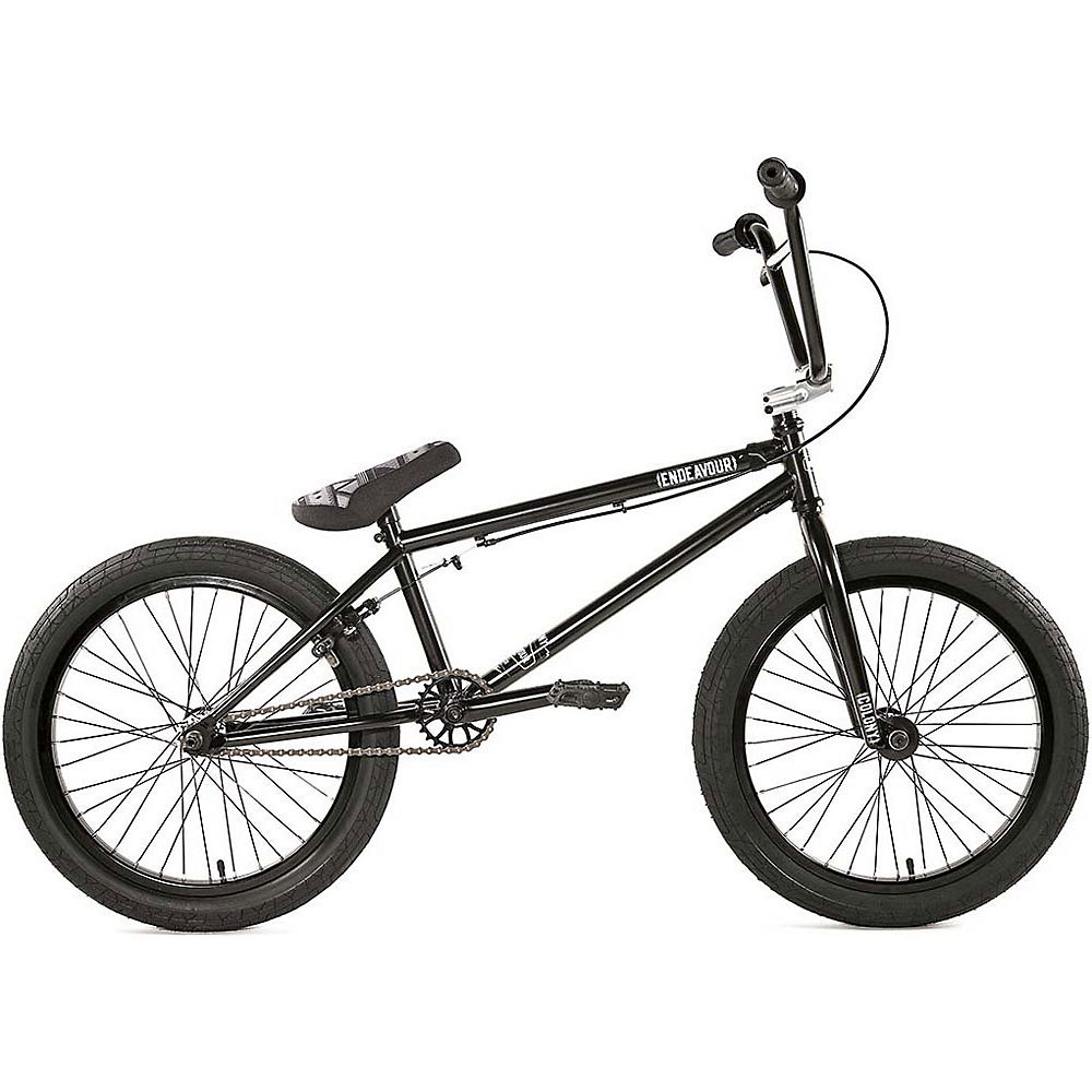 Colony Endeavour BMX Bike 2020 - ED Black-Polished - 21