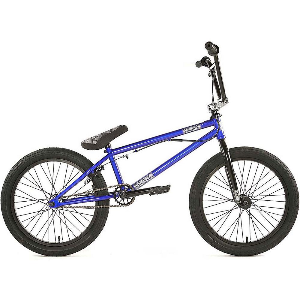 Colony Emerge BMX Bike 2020 - Brilliant Blue-Polished - 20.4