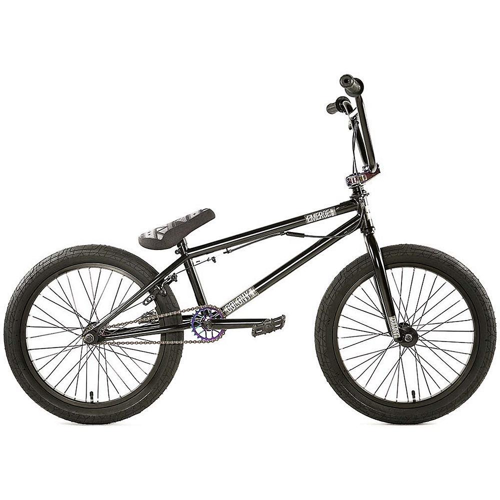 Colony Emerge BMX Bike 2020 - ED Black-Rainbow - 20.4