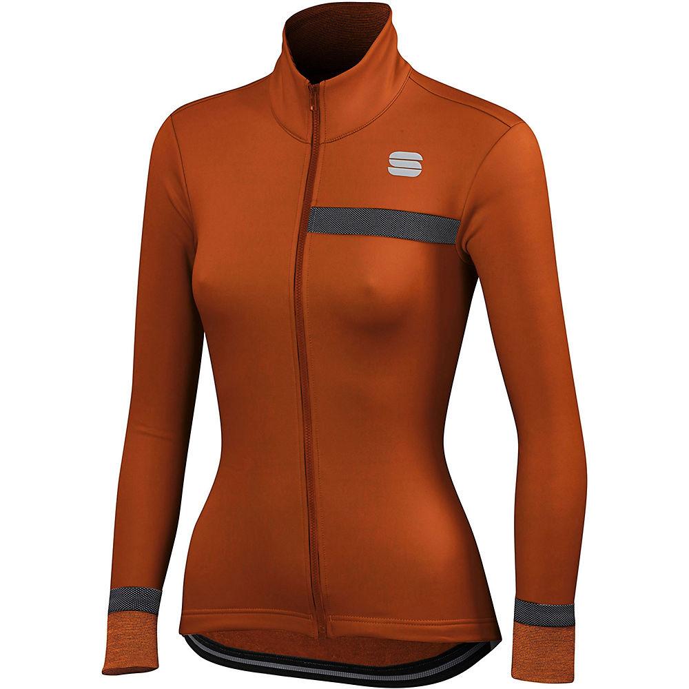 Sportful Womens Giara W Softshell Jacket  - Sienna  Sienna