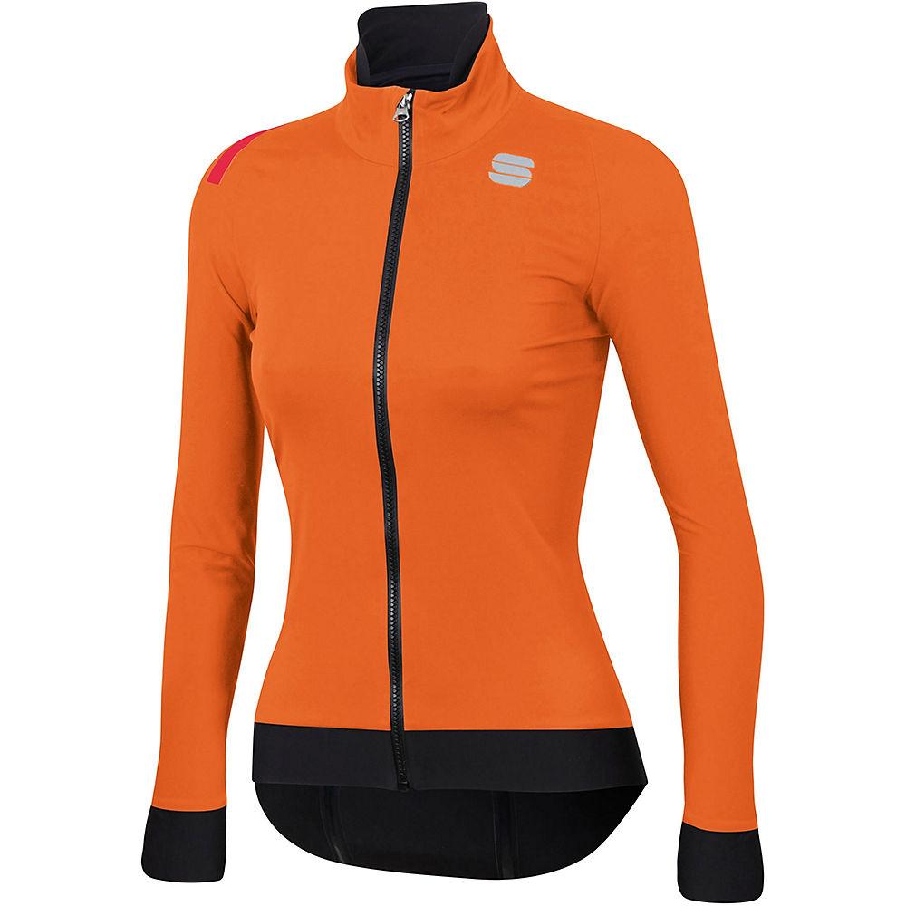 Sportful Womens Fiandre W Pro Jacket - Orange Sdr  Orange Sdr