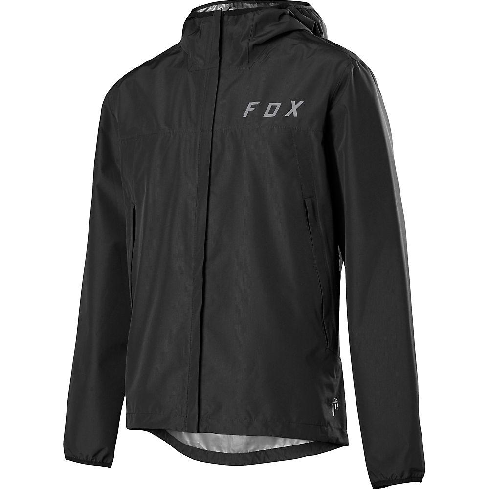 Fox Racing Ranger 2.5L Water Jacket – Black – S, Black