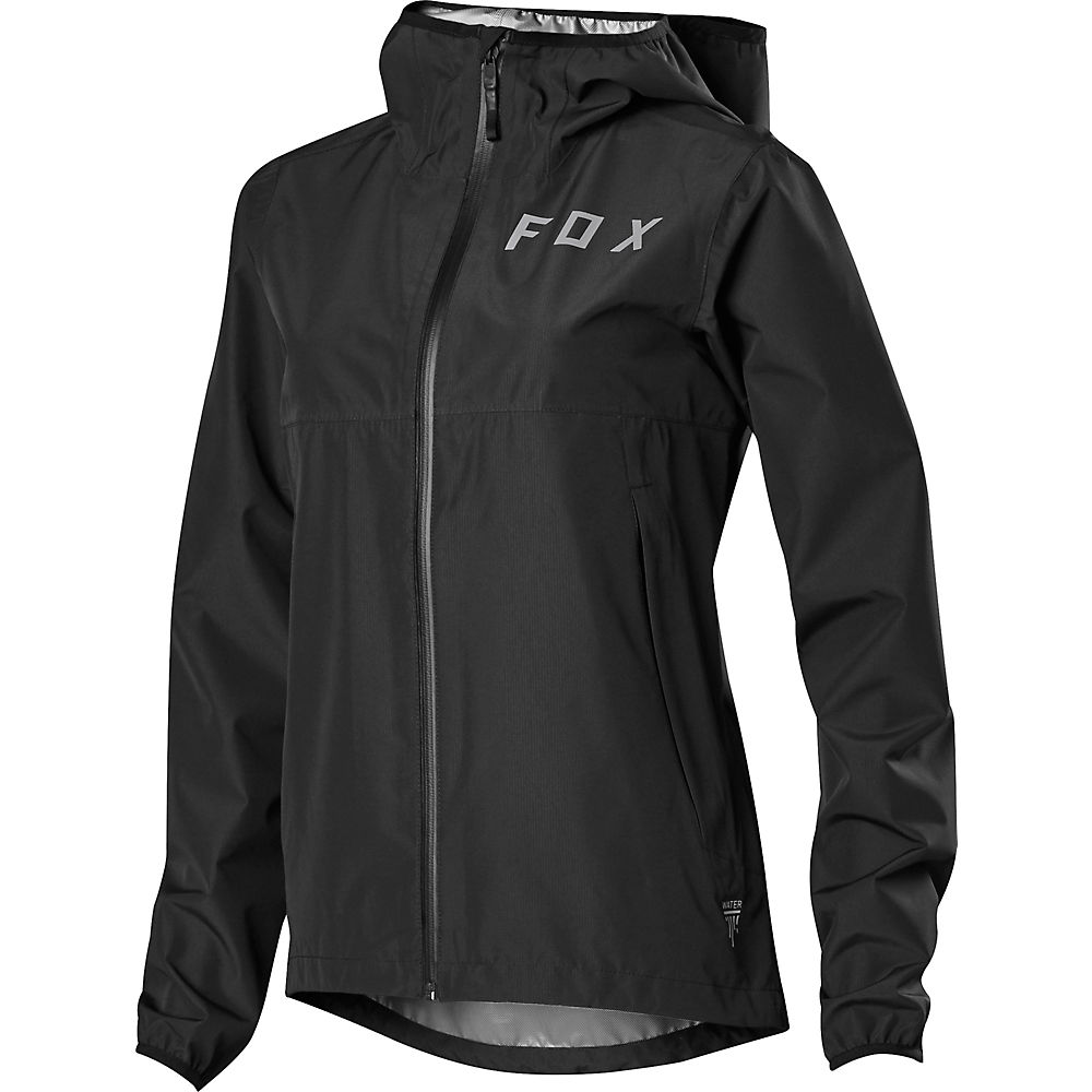 Fox Racing Women's Ranger 2.5L WTR Jacket – Black – XL, Black
