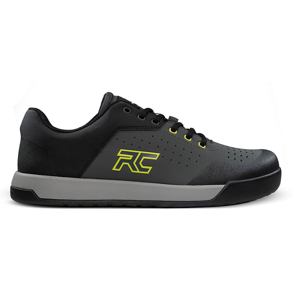 Image of Ride Concepts Hellion MTB Shoes 2019 - Charcoal-Lime - UK 12, Charcoal-Lime