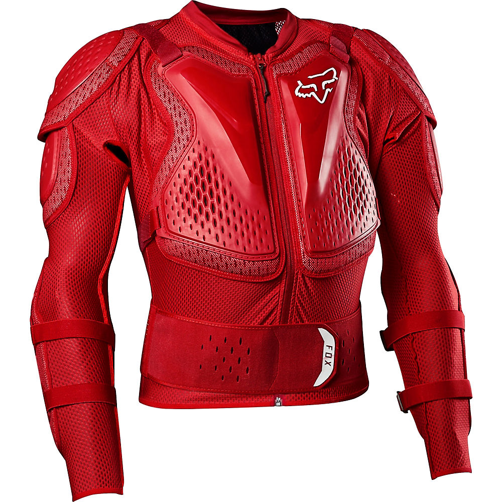 Image of Fox Racing Titan Sport Jacket 2020 - Red - L, Red