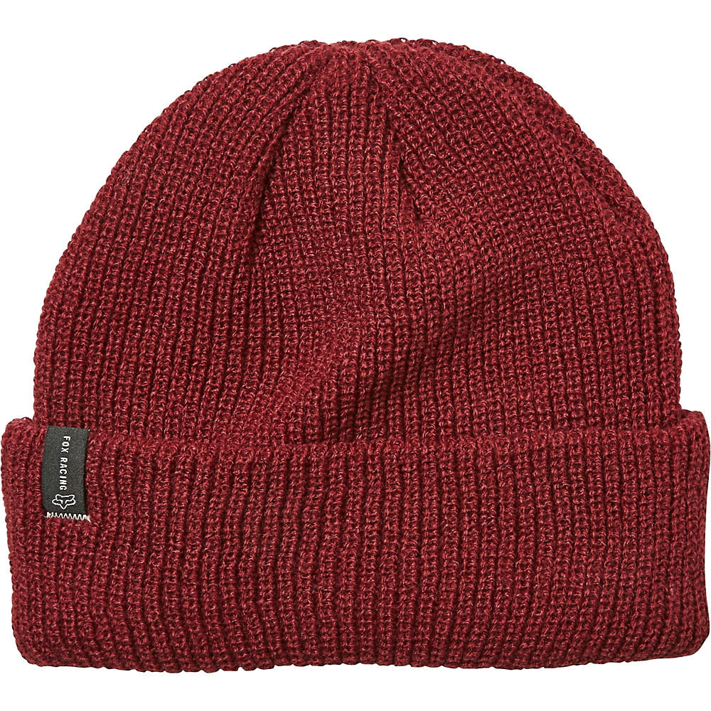 Fox Racing Machinist Beanie - Cranberry - One Size  Cranberry