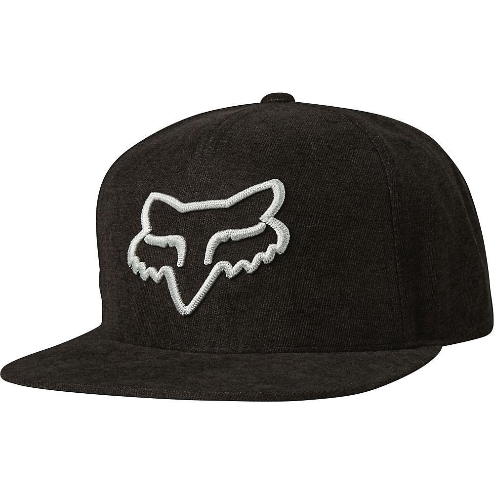 Fox Racing Instill Snapback Hat - Black-Grey - One Size, Black-Grey