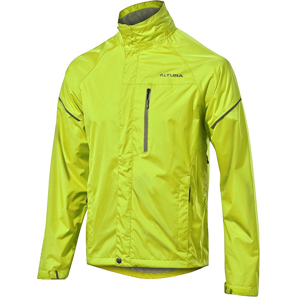 Altura Womens Nevis Jacket - Hi-Viz Yellow - UK 14, Hi-Viz Yellow