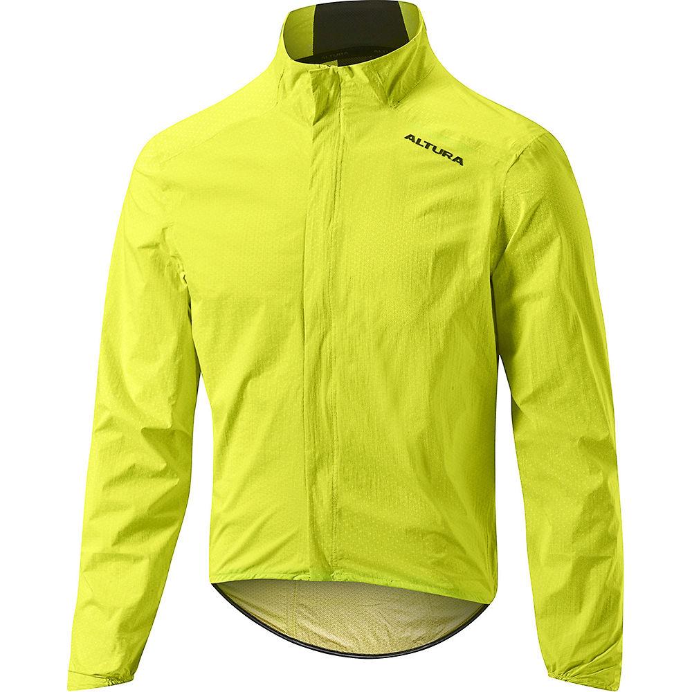 Altura Firestorm Jacket - Hi-Viz Yellow - XXL, Hi-Viz Yellow