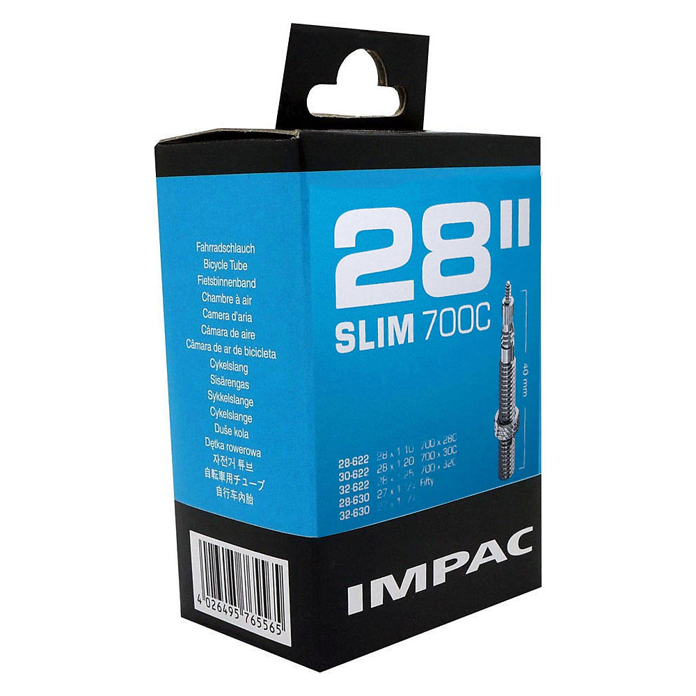 "Image of Impac SV Slim Inner Tube - 1.25"" - 1.75"", n/a"