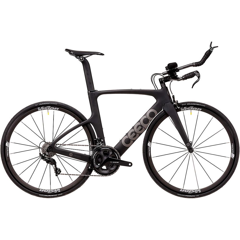 Image of Ceepo Venom R7000 105 TT Bike 2020 - Noir - Gris - L, Noir - Gris