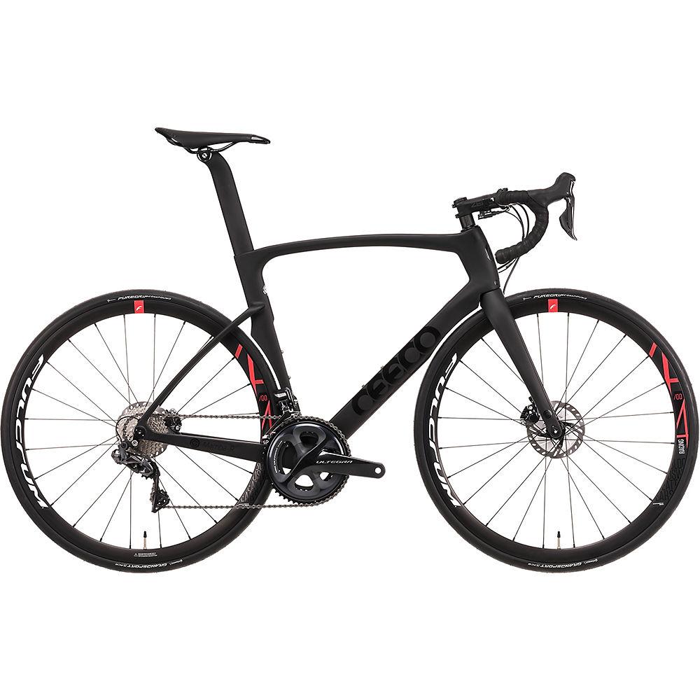 Image of Ceepo Mamba-R Ultegra Di2 TT Bike 2020 - Gris - Noir, Gris - Noir